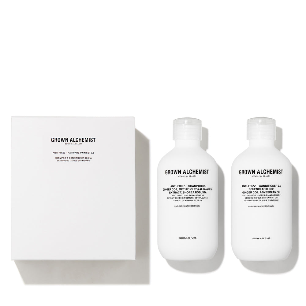 Anti-Frizz Haircare Twin Set