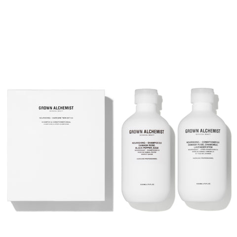 Nourishing Haircare Twin Set