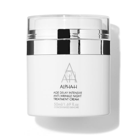 Age Delay Anti-Wrinkle Night Cream