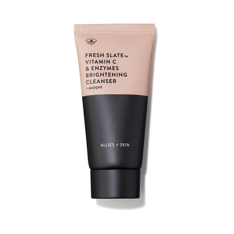 Fresh Slate Brightening Cleanser + Masque