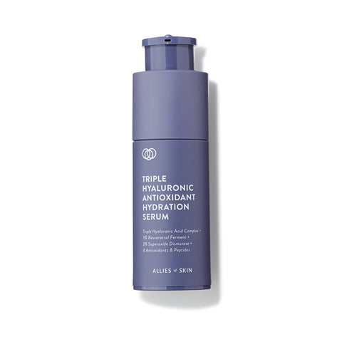 Triple Hyaluronic Antioxidant Hydration Serum