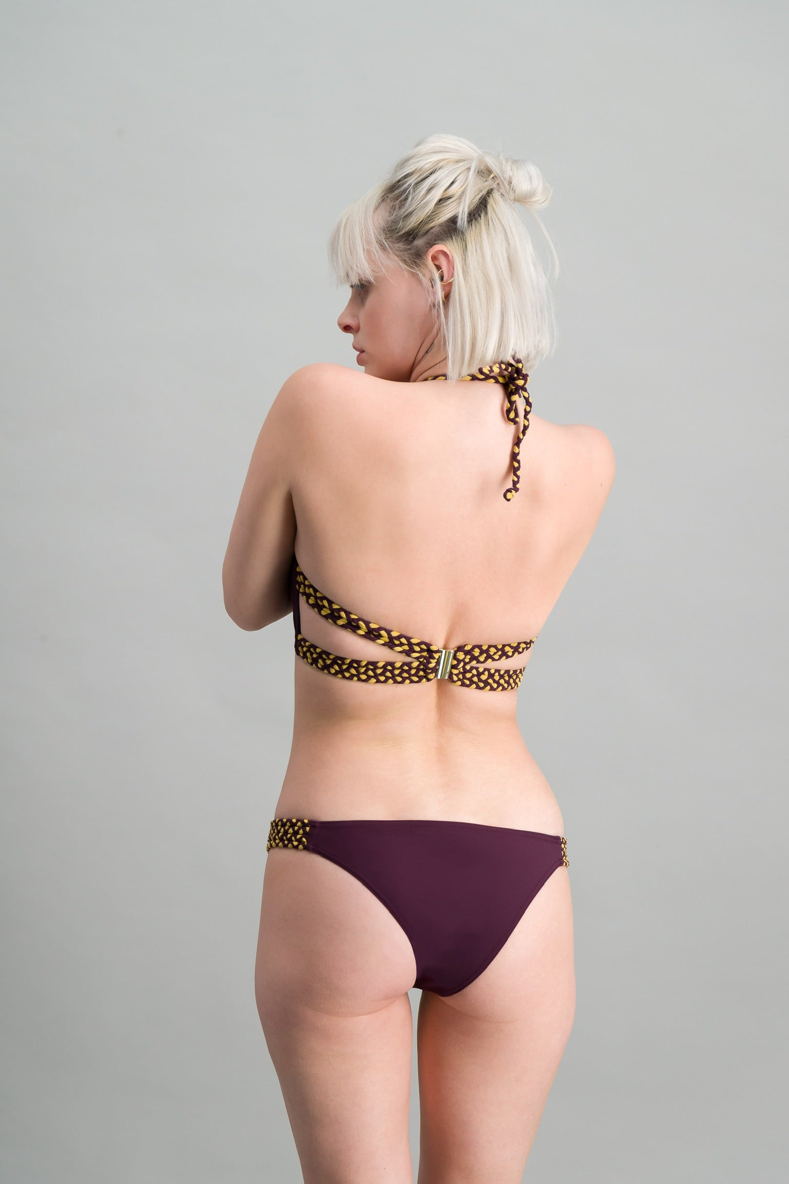 Bandeau structuré avec mousse - Drinking in L.A - New collection