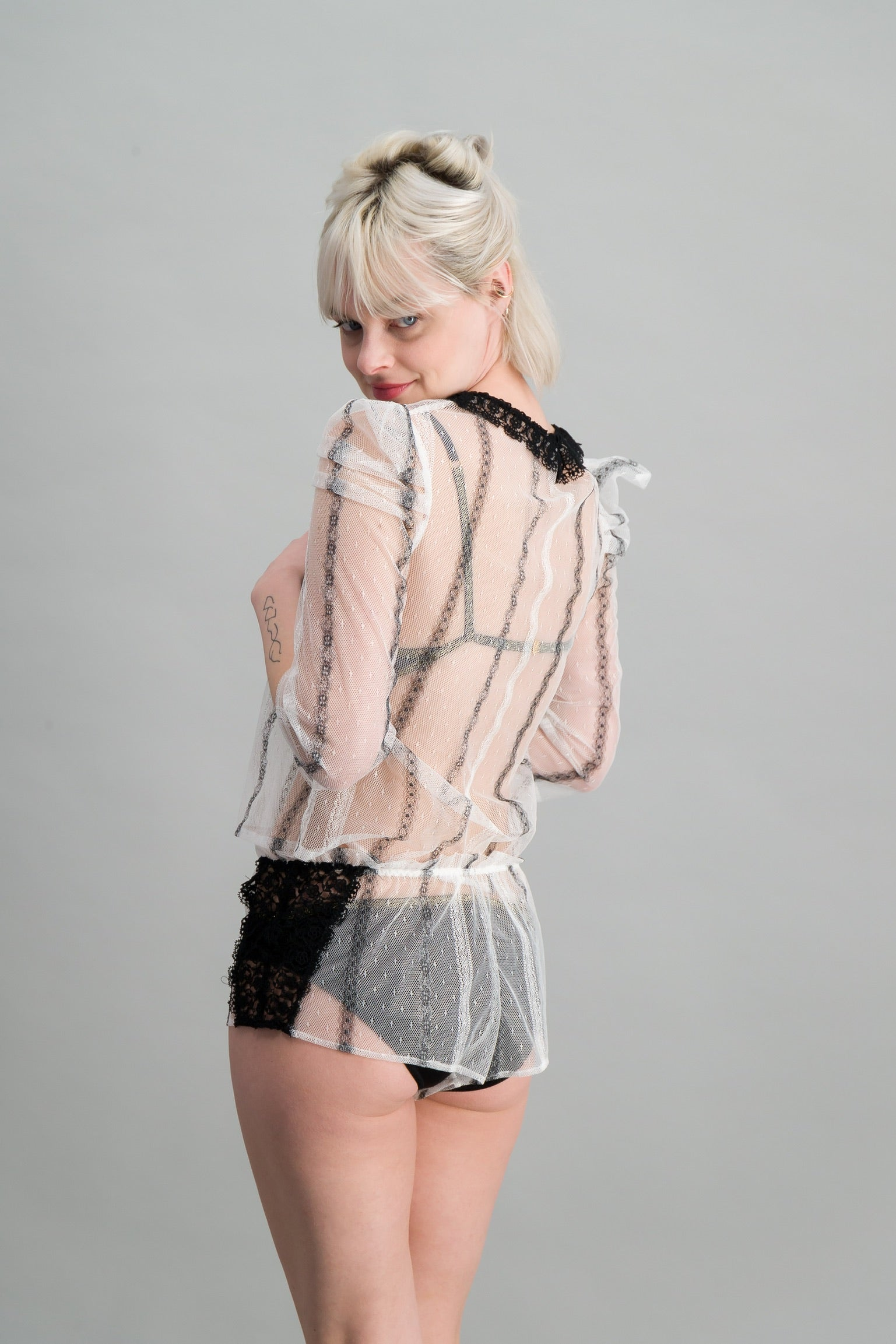 Short dentelle - Now - New collection -