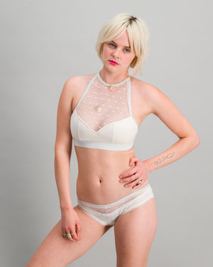 Bralette - Reine de coeur New collection