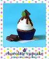 The Vegan Chocolate Cupcake