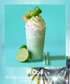 The Lime Cheesecake Milkshake