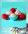 The Strawberry Cheesecake Truffles