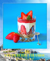 The Strawberry Tiramisu