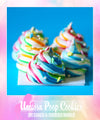 The Unicorn Poop Cookies