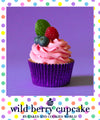 The Wild Berry Cupcake