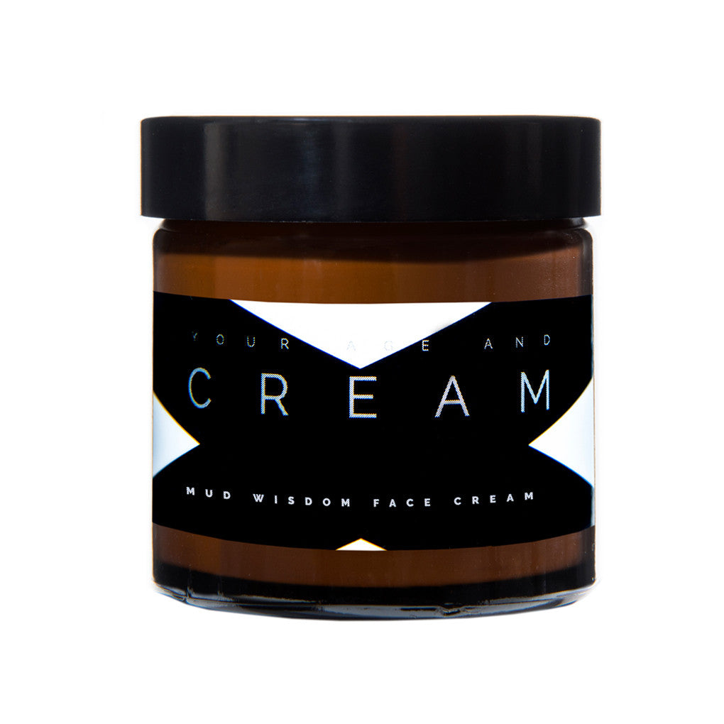 MUD WISDOM FACE CREAM - FOR TWO