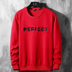 Men's Crew Neck Sweatshirts and Hoodies