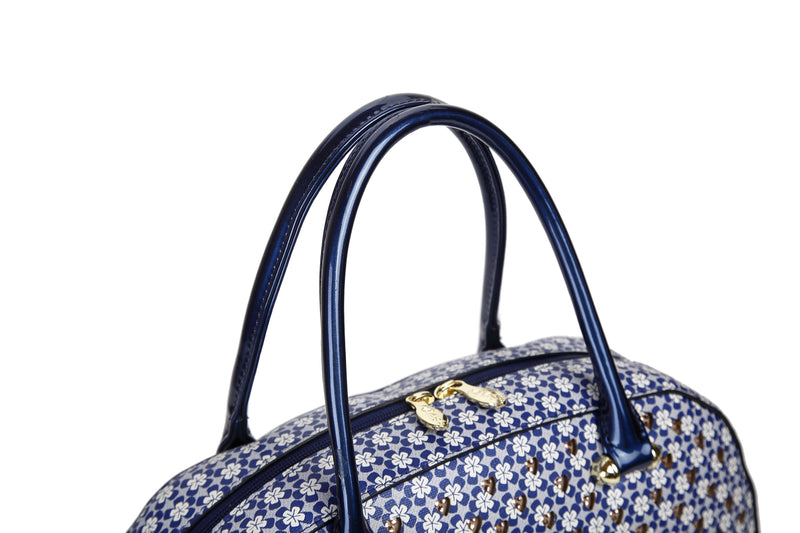 Brangio Italy Collections Women's Totes Bags Galaxy Stars Overnight Go Away Travel Bag