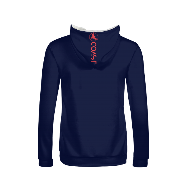 Women's Surfer Chic Long Sleeve Hoodie