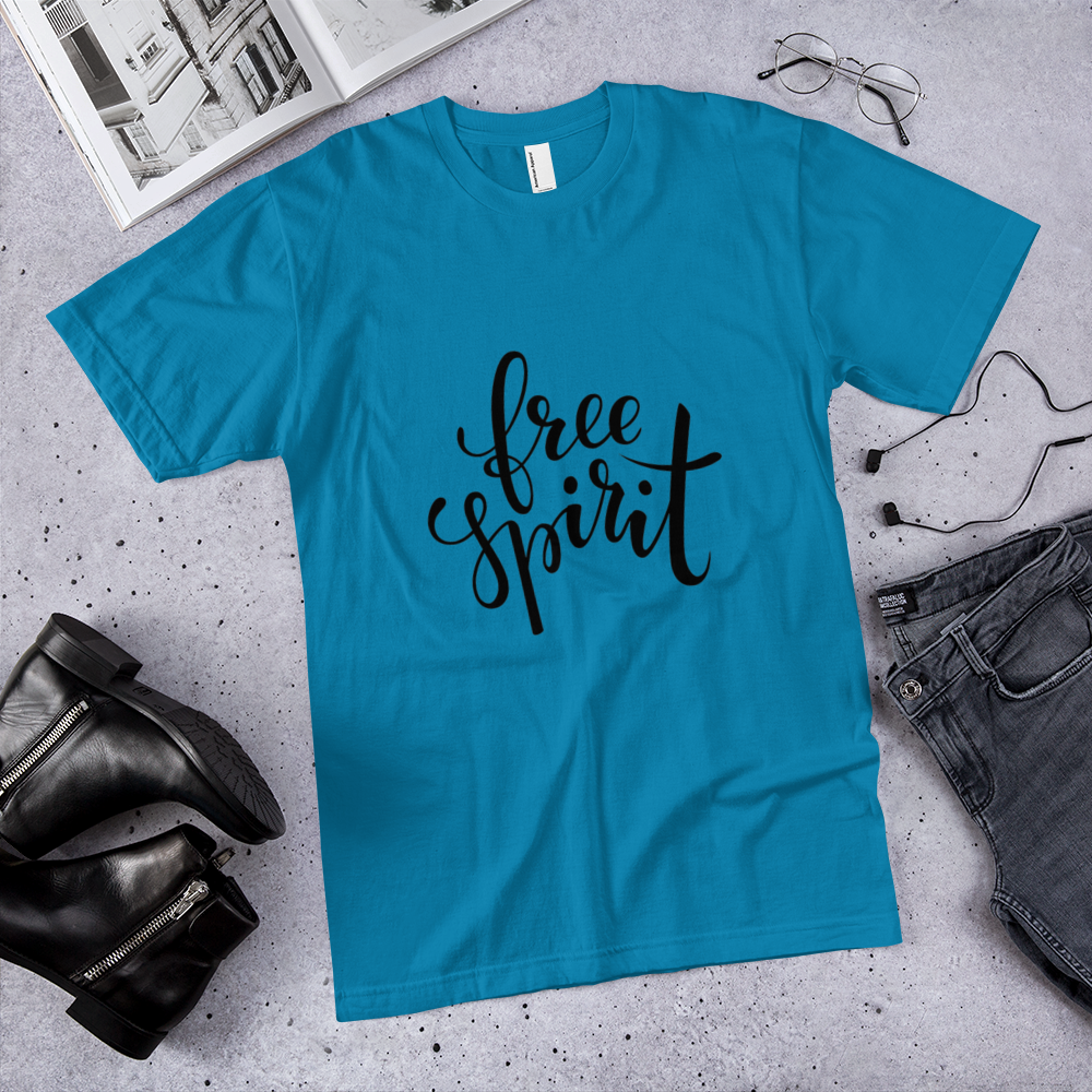 Jerry's Apparel Free Spirit T-Shirt