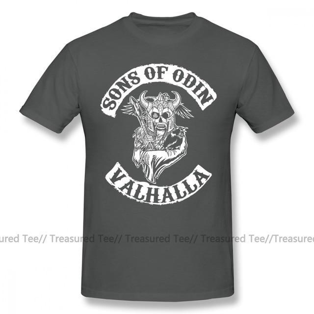 Sons Of Odin Valhalla Chapter T-Shirt