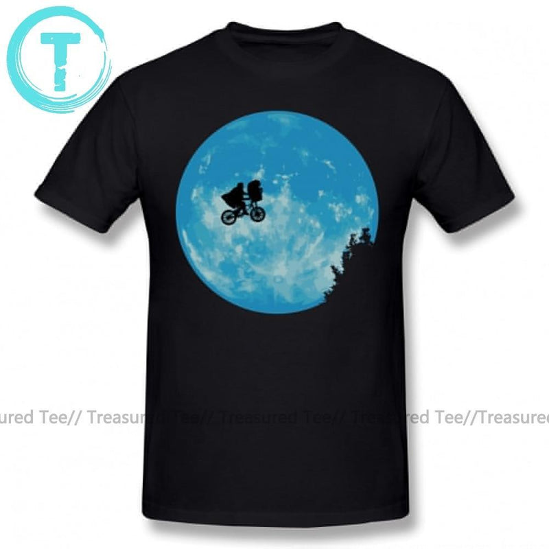Jerry's Apparel Men Movie Tees E.T. The Extra Terrestrial T-Shirt