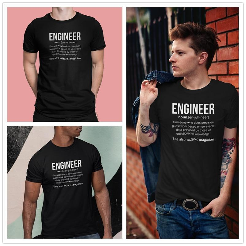 Jerry's Apparel Men Movie Tees Engineer Shirt T-Shirt