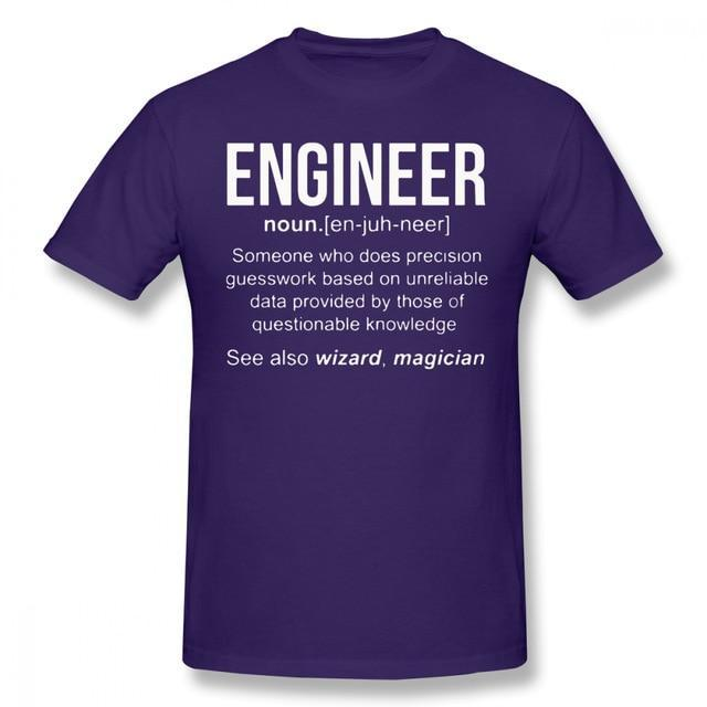Engineer Shirt T-Shirt