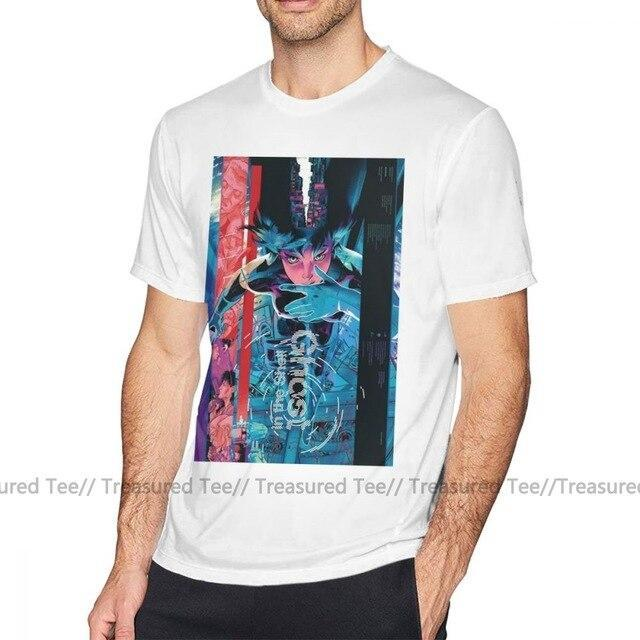 Ghost In The Shell By Remsoun T-Shirt