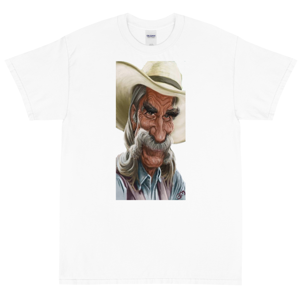 Men's Big Mustache T-Shirt