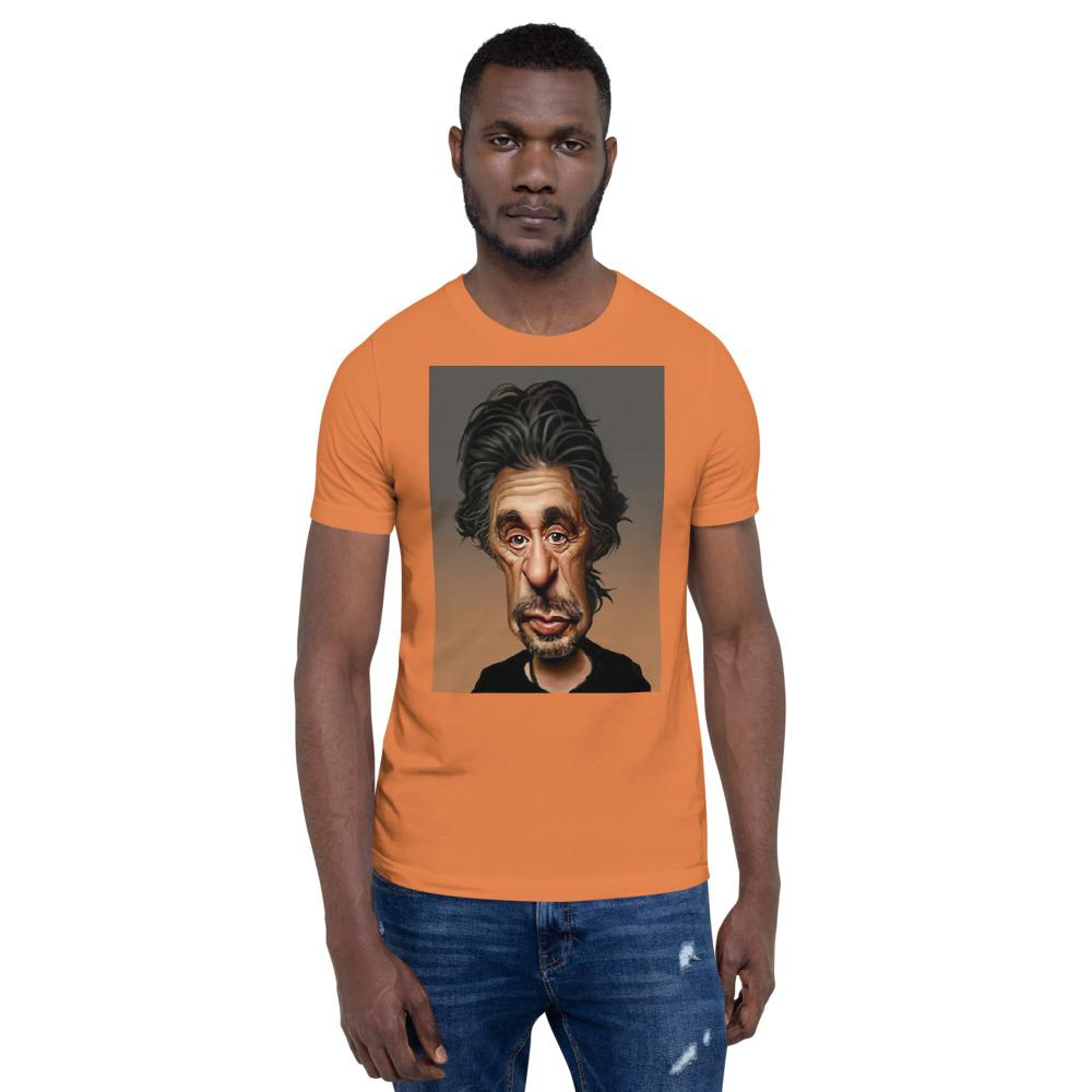 Short-Sleeve Al Pacino T-Shirt