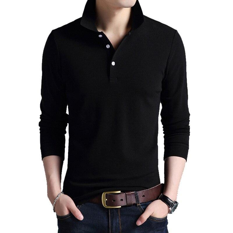 Casual Mens Polo Shirt Brands Preppy Style