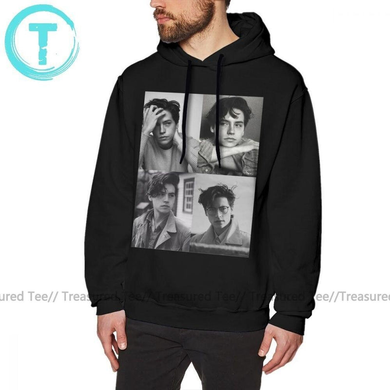 Cole Sprouse Hoodies