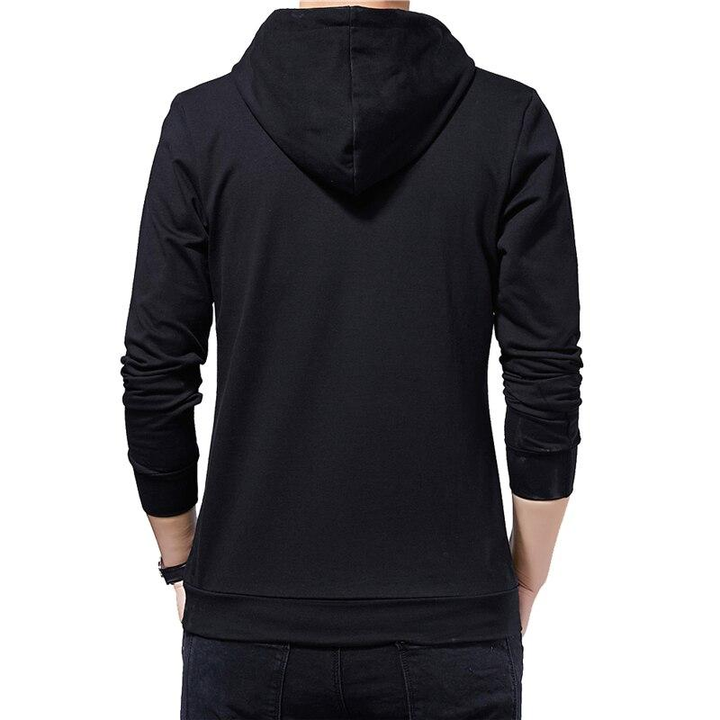 Men's T-Shirt Streetwear Hooded