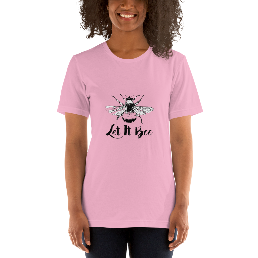 Let It Bee T-Shirt Women
