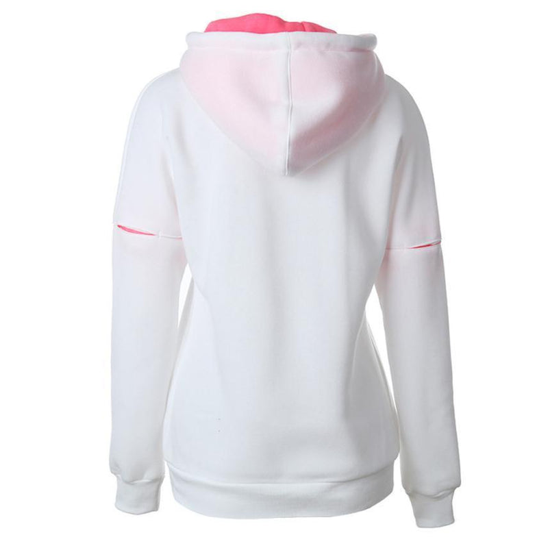 Women Blusas Autumn Winter Casual Hoodies