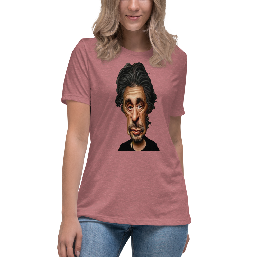 Women's Relaxed Al Pacino T-Shirt