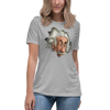 Women's Relaxed Albert Einstein T-Shirt