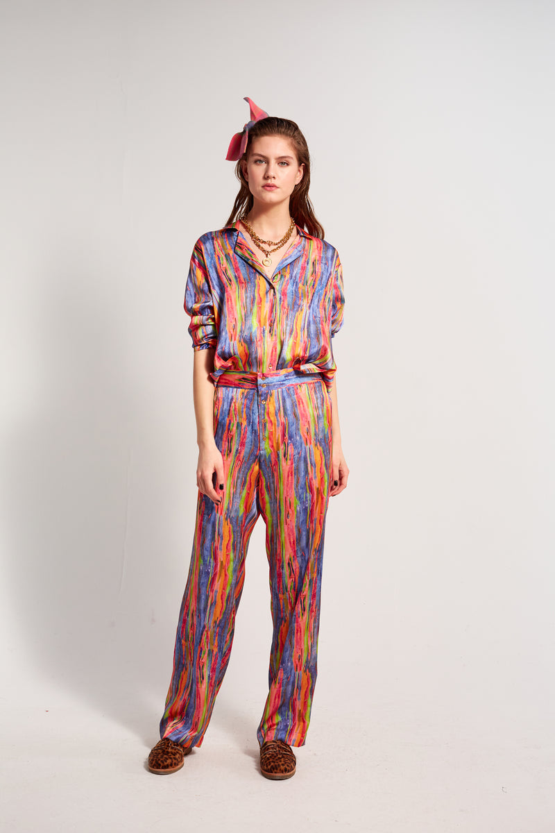 Ulysse pyjama in Wynwood print