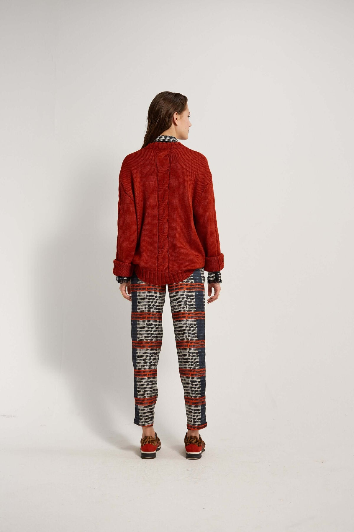 Ellis sweater, Dori shirt & Melchior pants