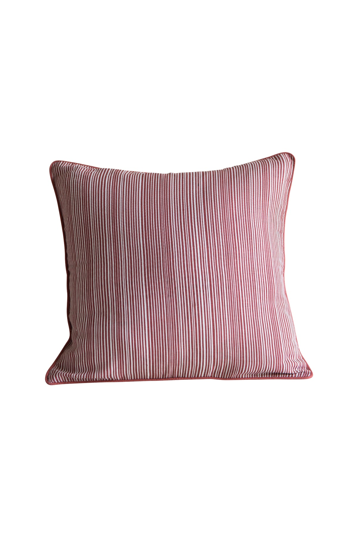 Heimstone x Gabrielle Paris - Cushion in stripes print