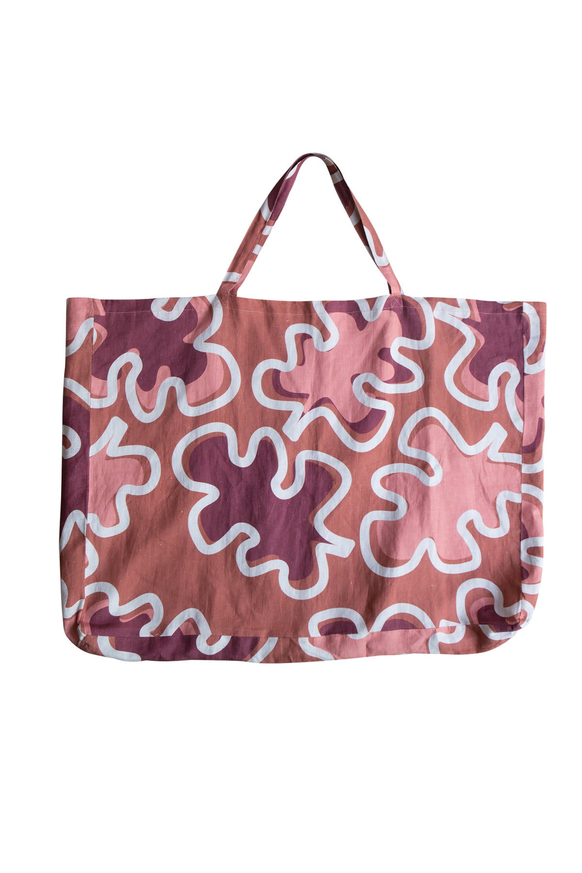 Heimstone x Gabrielle Paris - Totebag in XXL leaf print