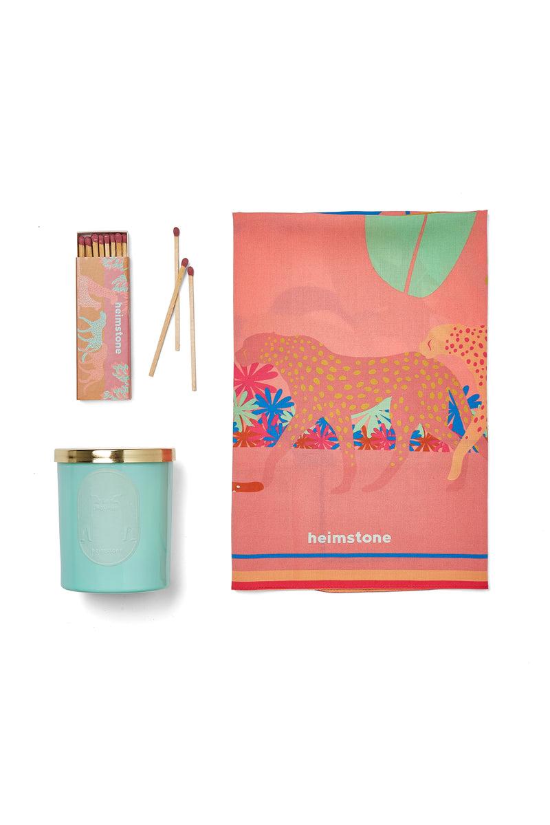 Le Baume - Candle kit Leopard