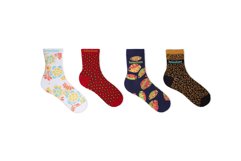 Creative Pack - set of 4 socks