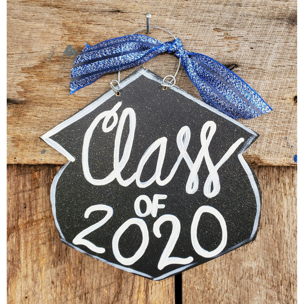 Graduation Hat ORNAMENT with year