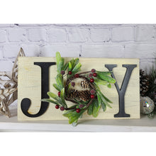 Load image into Gallery viewer, JoY free standing sign