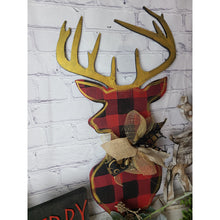 Load image into Gallery viewer, Buffalo Plaid Buck