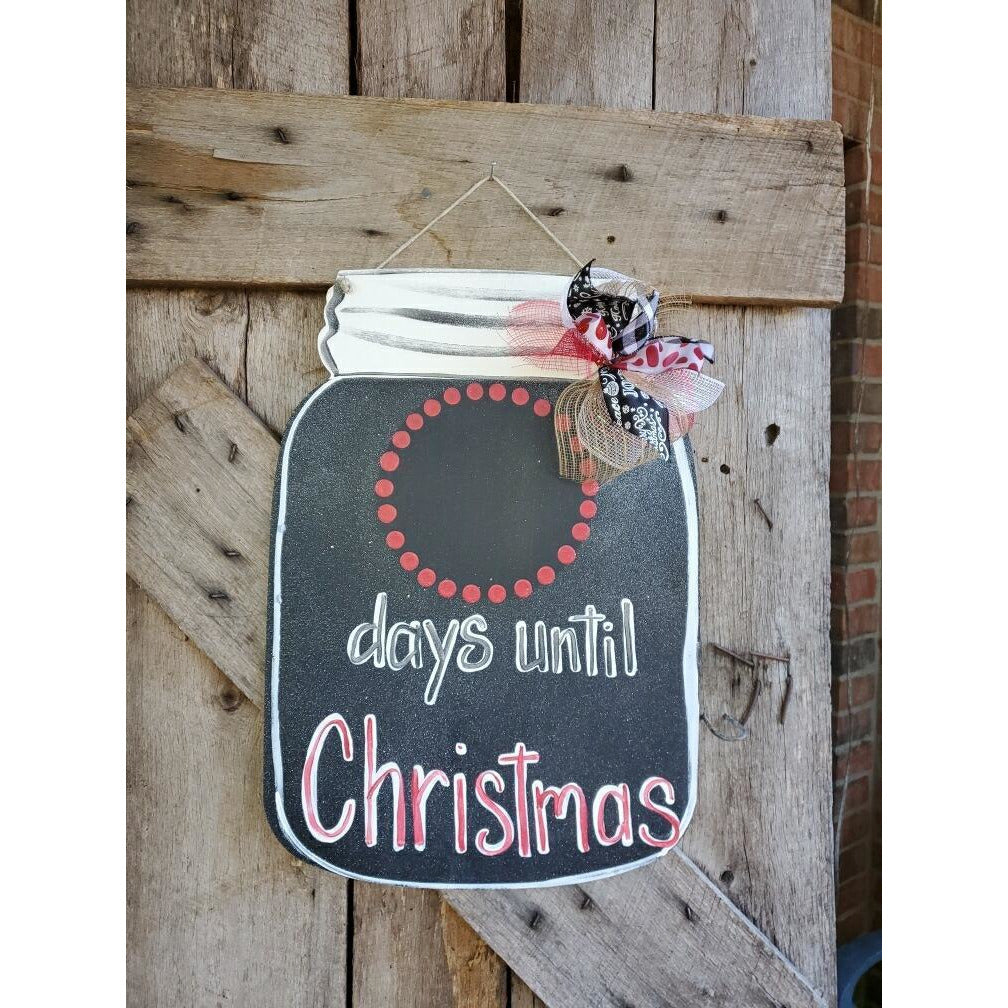 Countdown until Christmas