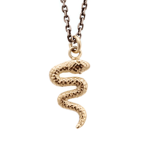 Collier Serpent CASSIDY