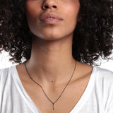 Collier plume en or CHAYAN