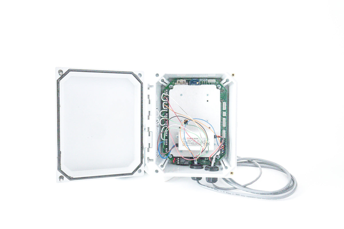 SmartTrash Base Station & Access Control Node