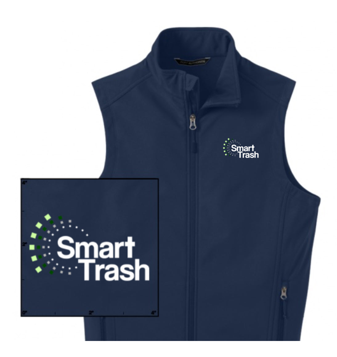 SmartTrash Spiffy Vest