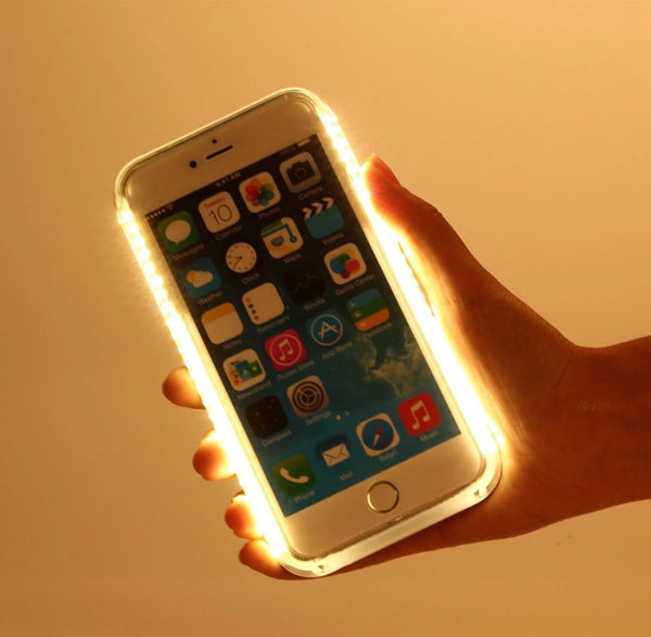 LED Phone Selfie Case