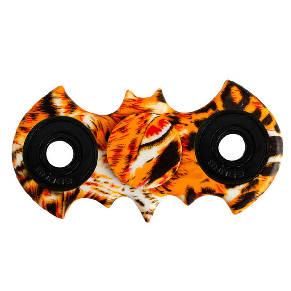 Patterned Batman Fidget Spinner toy