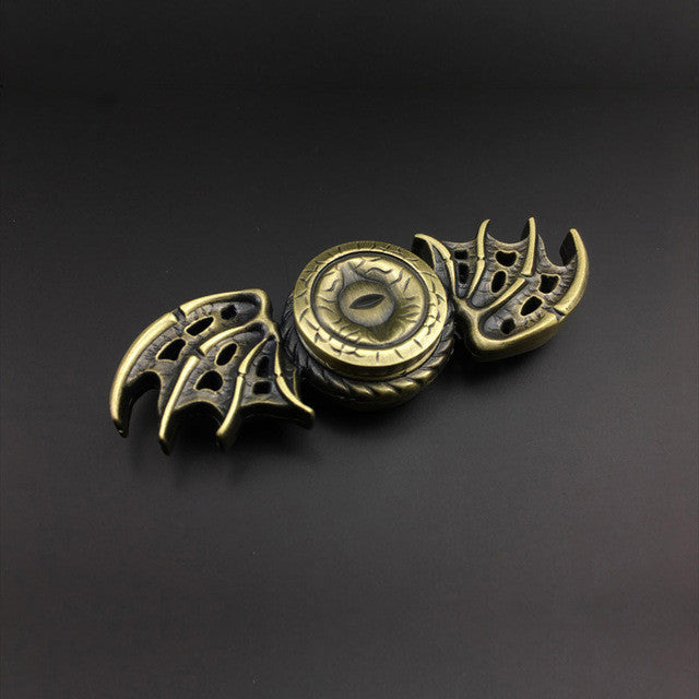 Game of thrones got dragon wing fidget spinner